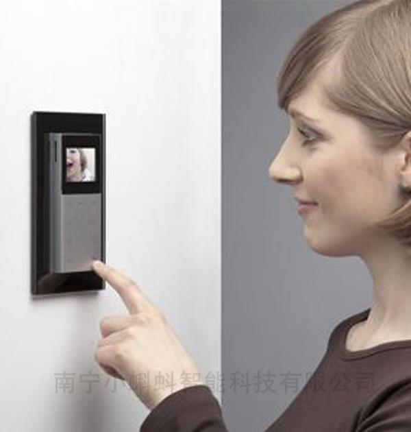 小区人脸识别门禁系统